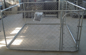 Spot On Square Pet Enclosure 1.2m high