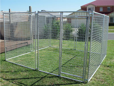 custom size pet enclosure